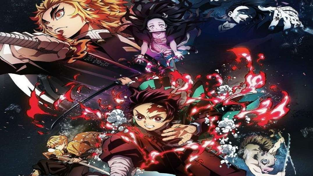 Demon Slayer - Kimetsu no Yaiba - The Movie: Mugen Train HD1080p